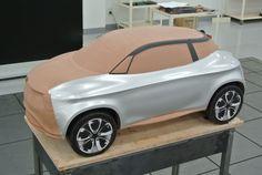 Suzuki Crosshiker - Clay Scale Model