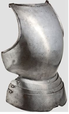 A breastplate of globose form for a man-at-arms, Nuremberg, circa 1500/1510