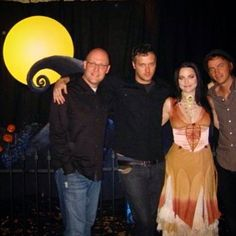 Amy Lee - Evanescence Sally's Song (Live at El Capitan Theatre ...