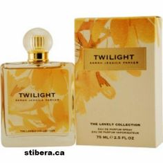 9ff3f59319e Twilight Sarah Jessica Parker By Sarah Jessica Parker Eau De Parfum Spray  Oz For Women.