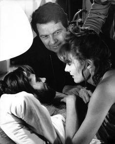 Franco Nero - Elio Petri - Vanessa Redgrave Vanessa Redgrave, Real Love, Famous People, Behind The Scenes, Art Photography, Cinema, Times, Couple Photos, Couples