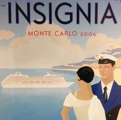 "Oceania Cruises celebra i suoi primi ""10 years at sea""  Insignia"