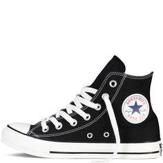 425922e355e3 Converse - CT All Star Classic Hi Canvas Sneaker - Black - V.I.M. - 1 Black