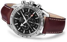OMEGA Watches: Speedmaster Broad Arrow Co-Axial