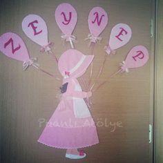 kapi susu,bebek,bebek odasi,dogum odasi,hastane,banner,kece,balon,dekorasyon,cocuk odasi,baby room,decoration,kids room decoration,baby,baloon,name banner,door hang, door decoration,