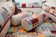 Kit de Berço Patchwork | Flickr – Compartilhamento de fotos!