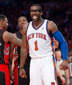 Amare Stoudemire - New York Knicks