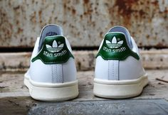 Adidas Stan Smith Vintage Neo White Fairway Green (7)