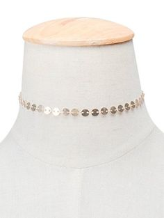 SHARE & Get it FREE   Copper Sequins Choker NecklaceFor Fashion Lovers only:80,000+ Items • New Arrivals Daily Join Zaful: Get YOUR $50 NOW!