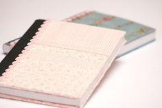 Tutorial como forrar una libreta con tela | Sra. Wilson * Patch + Handmade