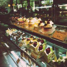 Paris Baguette, a Korean Bakery