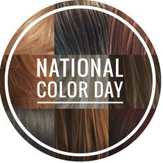 On #October22nd #LoversOfColor nationwide celebrate #NationalColorDay . #HappySaturday keep your Weekend going colorfully by treating yourselves to a #GiftCard or #GiftCertificate for a #ColorDayMakeover and dazzle everyone with your new #HairColor to prepare for the #2016AutumSeason & the #2016HolidaySeason .Give me a call for #AutumReadyHair & #Holiday2016ReadyHair . #SpendTimeHavingFunNotYourHair