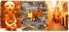 Diseño para taza del estado de Guanajuato