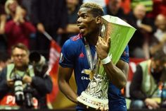 Pogba sends grieving Man Utd to emotional victory   United completed their trophy collection through goals from Pogba and Henrikh Mkhitary...
