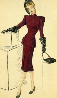 Why ever did swanky gloves go out of fashion?