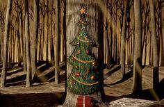À un mois de Noël il est temps de faire entrer le Roi des Forêts dans ton salon. Voici trois idées pour ne pas te trouver fort dépourvue quand le moment de décorer sera venu.