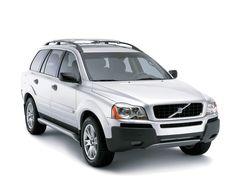 Volvo XC90. MY CAR!!! i want i want i want...