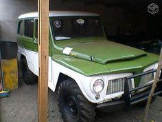 Jeep Rural Willys  (troco por saveiro)