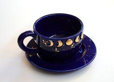Musing of a witchy writer Like: teawitch Ceramic Pottery, Ceramic Art, Ceramic Cups, Tassen Design, Keramik Design, Cute Mugs, Cute Tea Cups, Mug Cup, Things To Buy