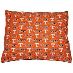 Tennessee Volunteers 36x42 inch Pet Pillow Bed