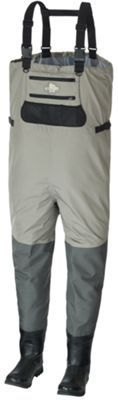 White River Fly Shop ECO-CLEAR Breathable Waders for Men - 10 M