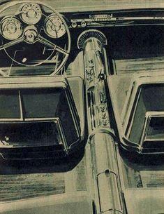 Chrysler Turbine Car (Ghia), 1963 - Interior