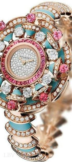 Description: Bvlgari watch is creative inspiration for us. Get more photo about Jewelry related with by looking at photos gallery at the bottom of this page. We are want to say thanks if you like to share this post to another people via your facebook, pinterest, google plus or twitter …