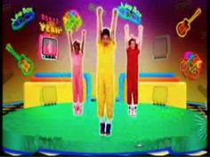Just Dance Kids Can You (Point Your Fingers And Do the Twist?) by The Wi...