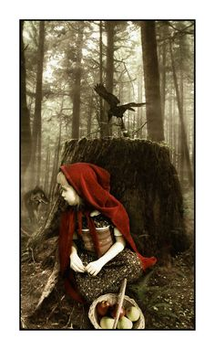 Little Red Riding Hood - by restmlin