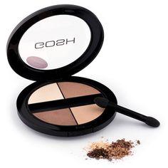 GOSH COSMETICS Shadow Quattro Gosh Cosmetics, Sea Dragon, Free Products, Perfume Oils, Cruelty Free, Panama, Hair Beauty, Eyeshadow, Make Up