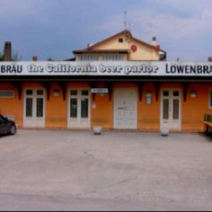 The California Bar, Aviano Italy! Too many fun, drunken nights there!! I also met my ex-husband there, and Lenny. At least it was within walking distance of my apt!