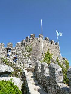 """""""Castelo dos Mouros"""" Sintra Portugal (Luglio)"""
