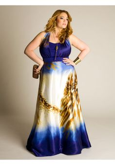 Mindy Plus Size Top in Tuberose | Maxi dresses and Curves