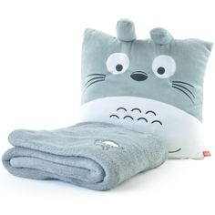 Totoro pillow quilt dual use cushion sierran air conditioning blanket pillow plush toy-in Stuffed & Plush Animals from Toys & Hobbies on Aliexpress.com