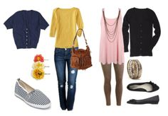 Fashion essentials - must haves for classes and exams