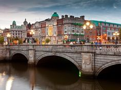 Dublin is known for its medieval architecture, nightlife, and recent growth as one of Europe's most accessible destinations. Once you've explored its 13th-century castle, examined the Book of Kells at Trinity College, strolled along along the River Liffey, and sipped a freshly poured Guinness from St. James's Gate Brewery, you'll still have barely tasted what this city has to offer.