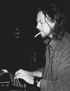 Eddie Vedder - feelin it
