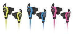 Intel x SMS Audio BioSport In-Ear Headphones
