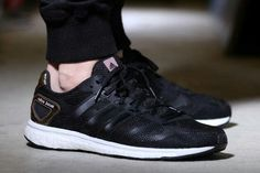 "Adidas Adios Boost ""Core Black"""