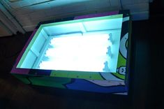 Build your own UV Exposure Lightbox for screen printing