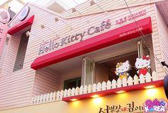 Hello Kitty Cafe – Shinchon