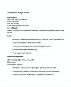 Building A Great Resume Best General Sales Manager Resume Template  Professional Manager Resume