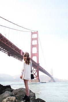 Dulceida: GOLDEN GATE # SAN FRANCISCO
