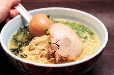 Marutama Ramen | #03-90 The Central 8 Eu Tong Sen Street Tel: +65 6534 8090 Daily: 11am – 10pm Nearest Station: Clarke Quay *specialises in chicken soup-based ramen, which is light and tasty, and great for a quick lunch.*