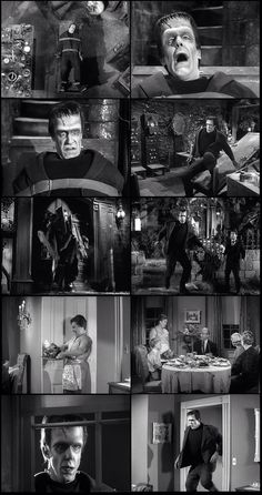 """THE MUNSTERS  """"Lo Cal Munster"""""""