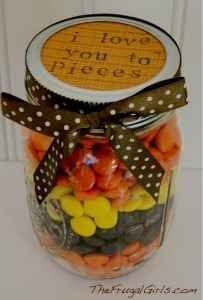 Best Filled Gift Jars