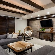 39 Colorful And Bright Basement Design Colorful And Bright Basement Design Cool Basement Ideas You Should Not MissBASEMENT FINISHING IDEAS – These trendy completed basement ideas share a variety of fascinating methods you Cool Basement Ideas, Basement Layout, Basement Windows, Basement Plans, Basement Flooring, Basement Renovations, Home Remodeling, Open Basement, Flooring Ideas