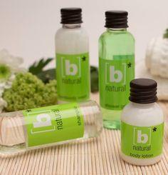 B NATURAL Certificata Ecolabel