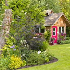 Looking to landscape on a budget? Here are 45 money-saving landscape tips: http://www.bhg.com/gardening/landscaping-projects/landscape-basics/stretch-your-landscape-dollar/
