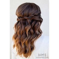 200 Bridal Wedding Hairstyles for Long Hair That Will Inspire ❤ liked on Polyvore featuring accessories, hair accessories, bride hair accessories, long hair accessories and bridal hair accessories